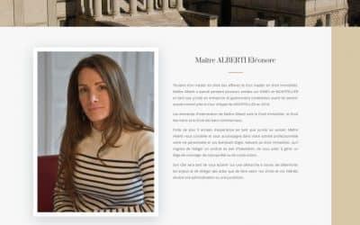 Alberti Eléonore Avocate