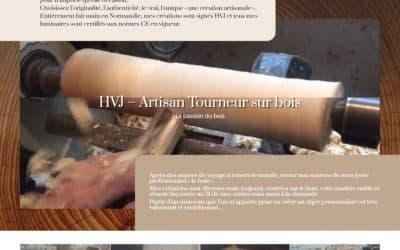 HVJ Artisan Tourneur sur bois